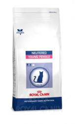 Royal Canin Veterinary Diet Royal Canin Neutered Young Female 400 g