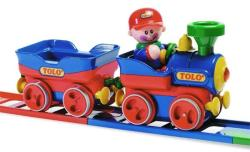 Tolo Toys Tolo - Trenulet electronic First Friends (TOLO89905)