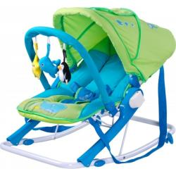 Caretero Sezlong Caretero AQUA green