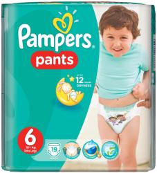 PAMPERS Scutece Active Baby Pants 6 Carry Pack 19 buc (81479495)