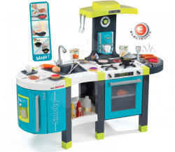 smoby Bucatarie copii Smoby - Tefal Studio French Touch, 46 accesorii
