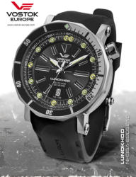 Vostok-Europe World's Strongest NH35A/6205