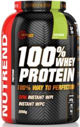 Nutrend Supplements Nutrend 100% Whey Protein 2.25 kg Chocolate