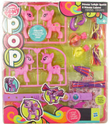 Hasbro POP - Set deluxe Printesele Twilight Sparkle si Cadance (A8740)