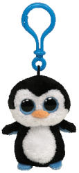 TY Inc Beanie Boos Clip: Waddles - Baby pinguin 8,5cm (TY36505)