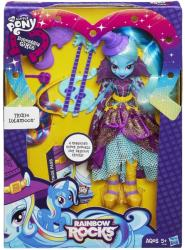 Hasbro My Little Pony: Equestria Girls That Rock - Trixie Lulamoon (HASBROA6684)