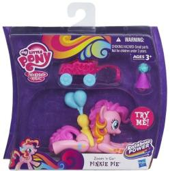 Hasbro Zoom'N'Go Party - Pinkie Pie ponei cu caruta (A6241)
