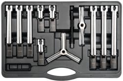Yato Set Extractor Rulmenti, 12 piese YT-25105 (YT-25105)