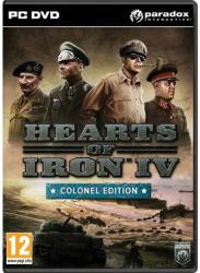 Paradox Interactive Hearts of Iron IV [Colonel Edition] (PC)
