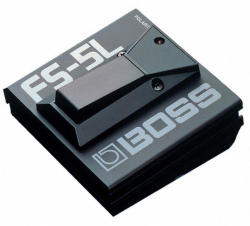 Boss Pedala Footswitch Boss Fs-5l