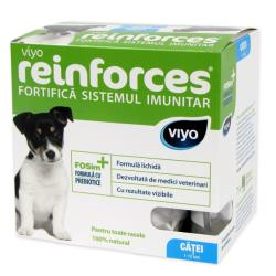 Viyo Supliment nutritiv pentru caini Viyo Reinforces Dog Puppy, 7x30 ml (Viyo Reinforces Dog Puppy 7x30 ml)