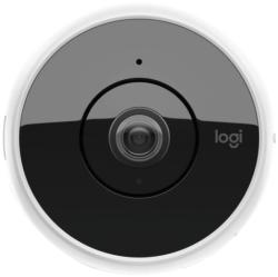 Logitech Circle 2 IP security camera Indoor & outdoor Dome Black, White 1920 x 1080 pixels (961-000420)