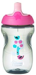 Tommee Tippee Explora Cana Sports 300 ml Pasare Albastra