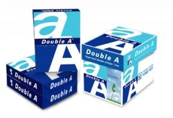 DOUBLE A Hartie copiator A4 80g/mp 500 coli/top alba, DOUBLE A