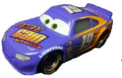 Mattel Masinuta metalica Bobby Swift Disney Cars 3 (BPFFL05/FHP15)