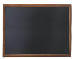 BI-OFFICE Tabla neagra creta 90x120 cm, rama nuc, BI-OFFICE Transitional PM1415062