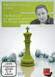 ChessBase DVD: The Black Lion an aggressive version of the Philidor Defense