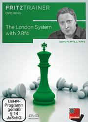 ChessBase DVD: The London System with 2. Bf4