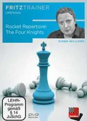 ChessBase DVD: The Rocket Repertoire: The Four Knights