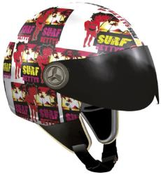 NZI Surf Betty Casca Moto Open Face Vintage Marime L 58-59 cm