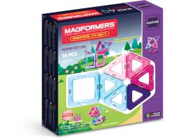 MAGFORMERS Joc de constructie magnetic MAGFORMERS - My First - Masina albastra (14 piese)