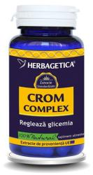 Herbagetica Crom Complex Herbagetica 60cps