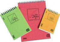 PIGNA Bloc notes cu spira, A7, 50 file, dictando, PIGNA Basic (PI014A750D)