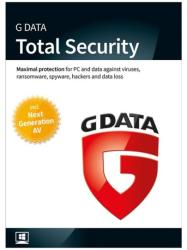 G DATA Total Security 1 An 4 PC - licenta electronica (C1003ESD12004)