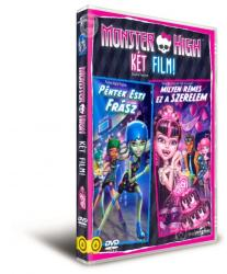 Universal DVD Friday Night Frights si Why Do Ghouls Fall in Love - Monster High (JS053049)