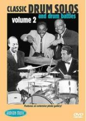 Classic Drum Solos And Drum Battles Volume 2 DVD