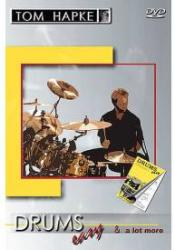 Tom Hapke: Drums Easy And A Lot More (Double DVD)