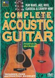 Complete Acoustic Guitar DVD