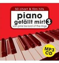 Piano gefällt mir! 3 Accomp. CD Only - Full & Play Along Versions