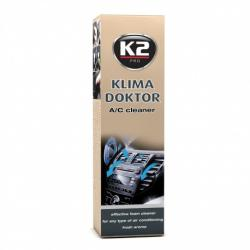 K2 Spray curatat si dezinfectat aer conditionat KLIMA DOCTOR K2 500ml