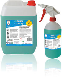 Agent curatare actiune antibacteriana pentru aparate aer conditionat Chemstal Cleanex Clima Ag 1 kg (LBXCLCL001) - prompt-service