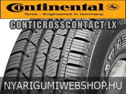 Continental ContiCrossContact LX LHD 265/60 R18 110T