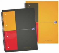 Oxford Caiet cu spira A5 matematica, Notebook. (OX-100102680)