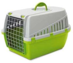 Pet Expert Cusca transport pentru pisici, Pet Expert, Smart, 56 CM, Lemon