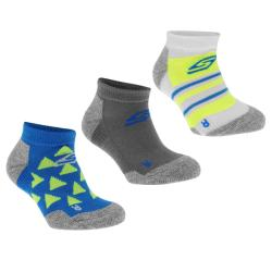 Skechers Sosete Skechers Performance Divison Low Cut Pack of 3 Junior pentru Baieti (41906118)