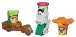 Set Plastilina Play Doh Star Wars - Misiune pe Planeta Endor (has_B0001_B2524) - carlatoys