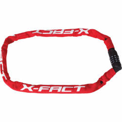 X Fact Chain Lock, Rosu, none