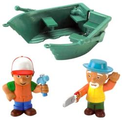 Fisher-Price Manny Handy Cifre (589511)