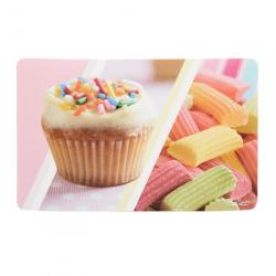 Placemat Plastic 23x43 cm Candy (HR-HPLCP43-CANDY) - vexio