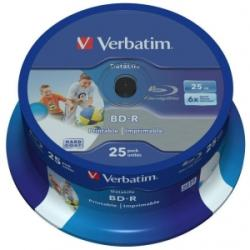Verbatim Set CD-R 700 MB 52X Extra Protection 25 buc/set Verbatim 43432 (43432)