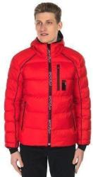 Sportalm Eros Mens Jacket with Hood Racing Red 52 (885916855243)