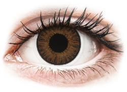 TopVue Color daily - Brown - cu dioptrie (10 lentile)