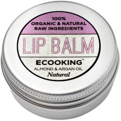 Ecooking Ecooking Lip Balm Natural balsam de buze 15 ml