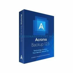 Acronis Backup 12.5 Advanced Workstation + AAS - licenta electronica (PCAYLSZZS21)