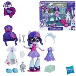 Hasbro My Little Pony Equestria Girls Minis Switch n Mix Fashions Twilight Sparkle C1842