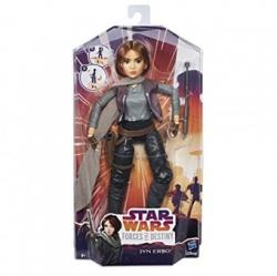 Hasbro Star Wars Forces of Destiny Jyn Erso C1624 papusa si accesorii